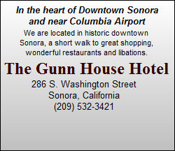 The Gun House in Sonora, Our Sierra Travel News
